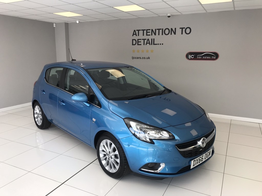 used Vauxhall Corsa 1.4 PETROL SE ECOFLEX, JUST 13,211 MILES!! in louth-lincolnshire