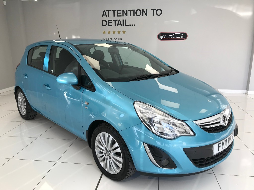 used Vauxhall Corsa EXCITE AC WITH JUST 38,289 MILES AND 2 OWNERS!! in louth-lincolnshire