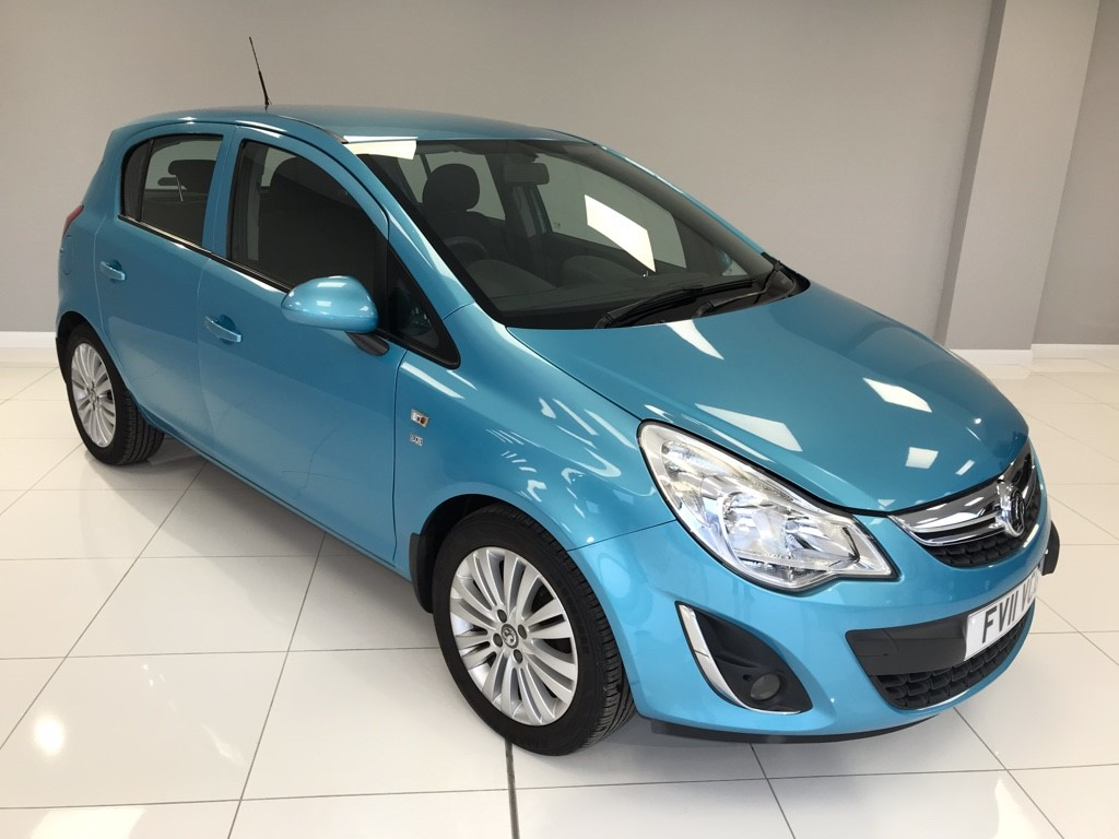 used Vauxhall Corsa 1.2 PETROL AUTO EXCITE AC in louth-lincolnshire