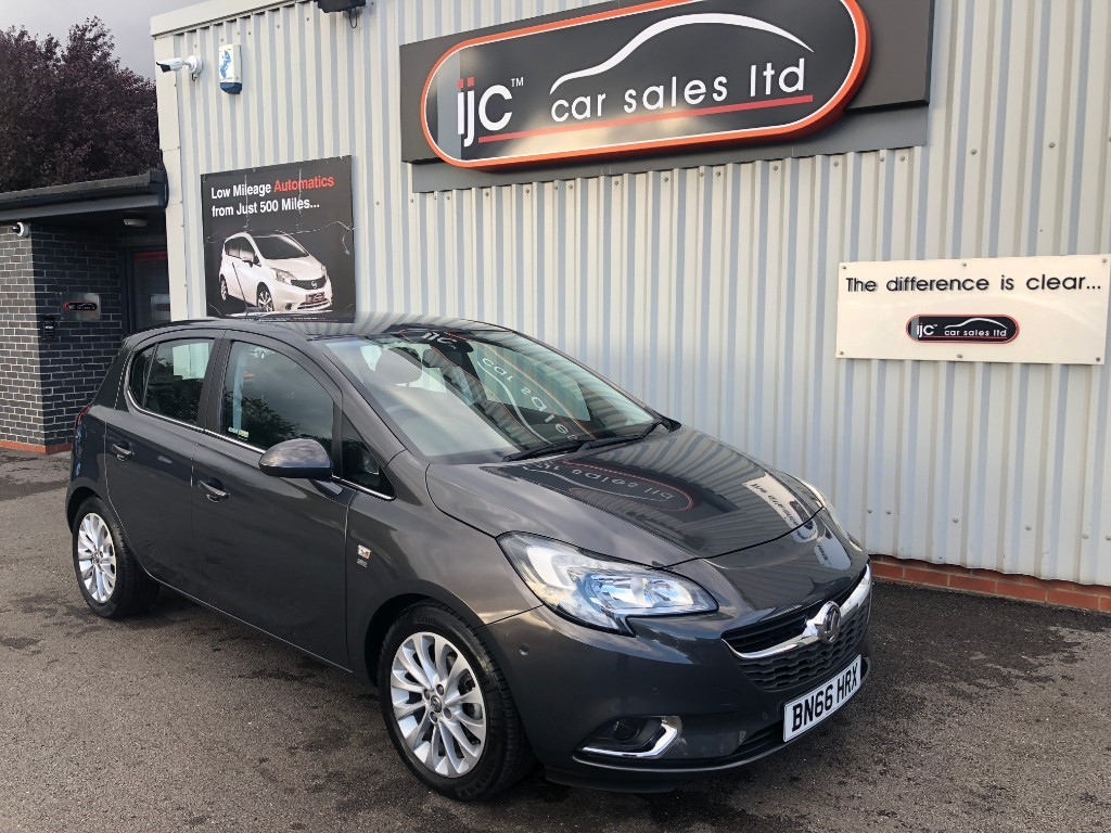 used Vauxhall Corsa SE ECOFLEX 1.4 PETROL MANUAL in louth-lincolnshire