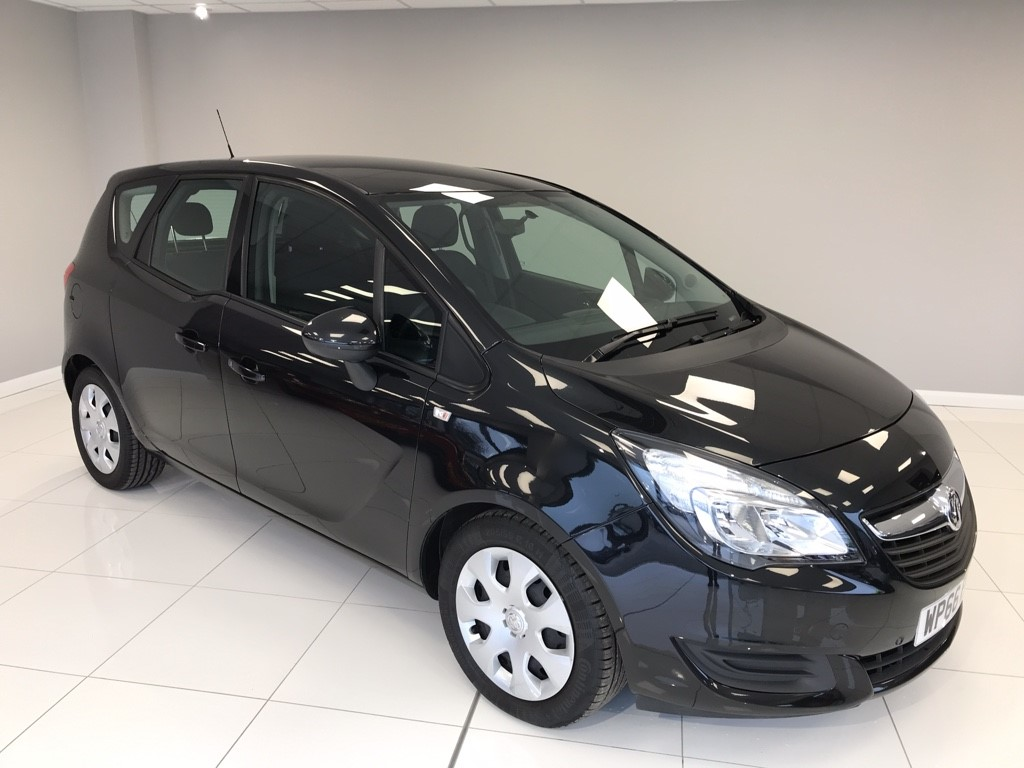 used Vauxhall Meriva CLUB 1.4 PETROL AUTO in louth-lincolnshire