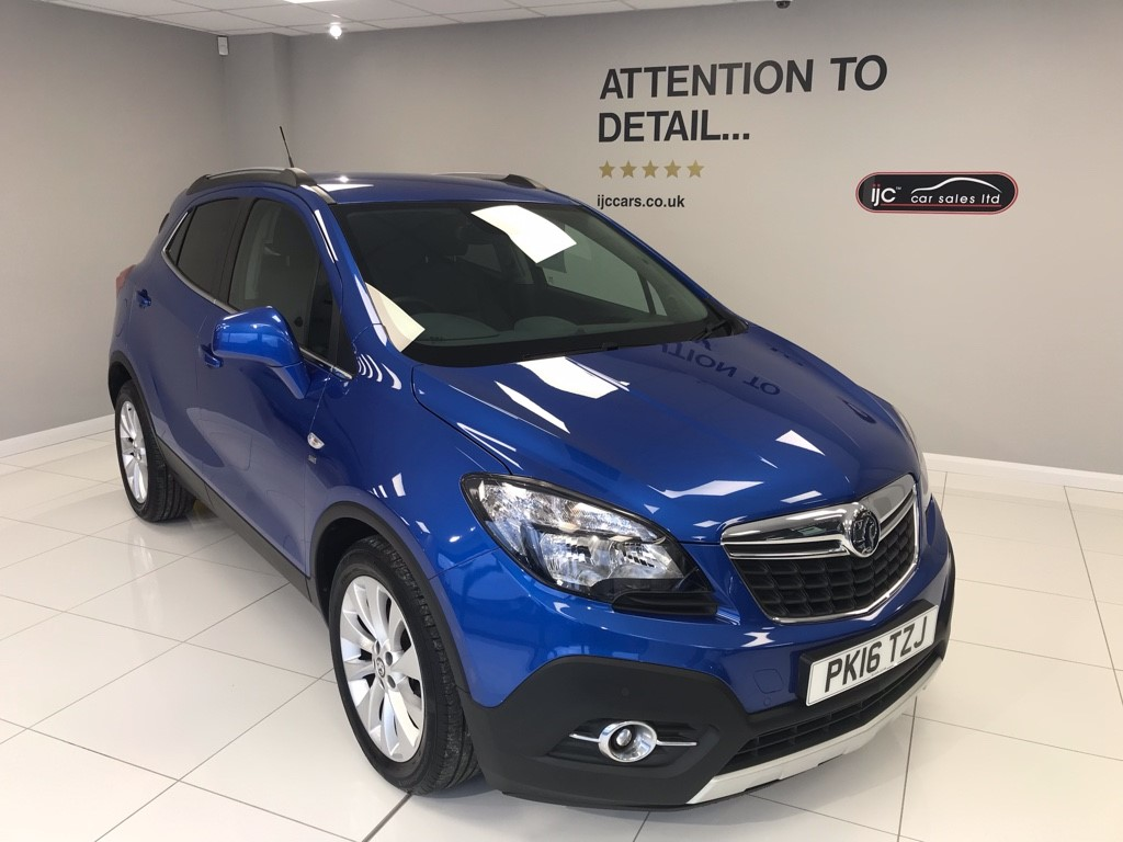 used Vauxhall Mokka 1.4 PETROL AUTOMATIC SE in louth-lincolnshire