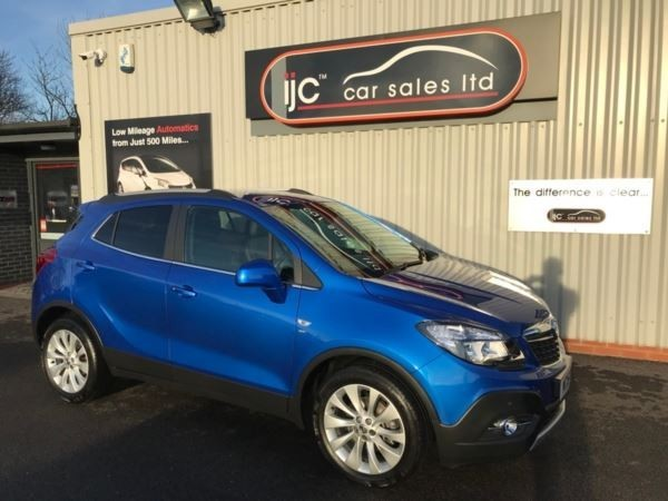 used Vauxhall Mokka 2016 (16) 1.6 CDTi SE AUTO (start/stop) in louth-lincolnshire