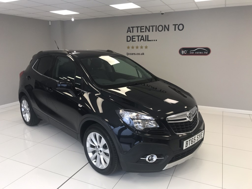 used Vauxhall Mokka 1.6 DIESEL AUTO SE CDTI in louth-lincolnshire