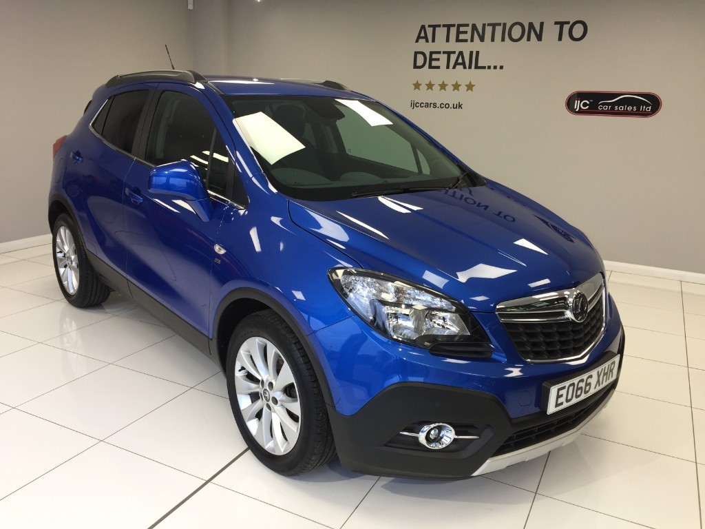 used Vauxhall Mokka SE CDTI. STUNNING DIESEL AUTO SE WITH LEATHER HEATED SEATS! in louth-lincolnshire