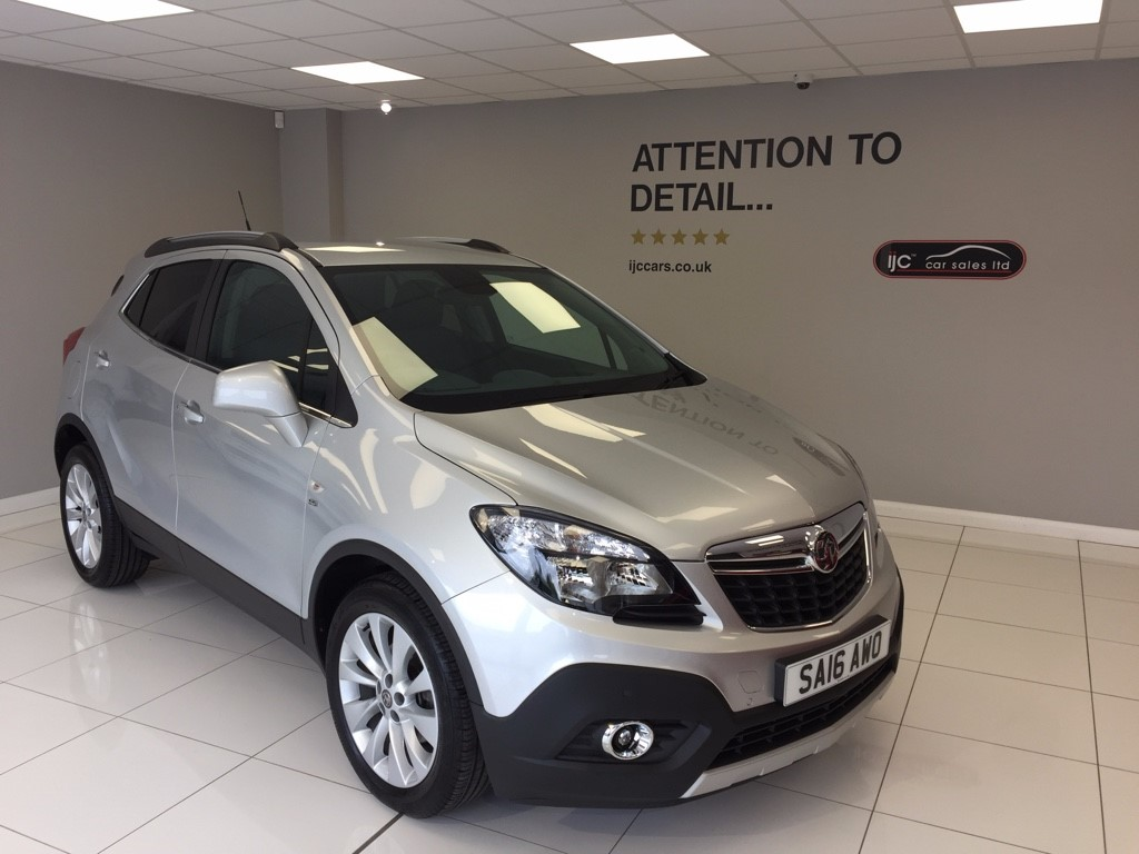 used Vauxhall Mokka 1.6 SE CDTI AUTOMATIC **JUST 2302 MILES! in louth-lincolnshire