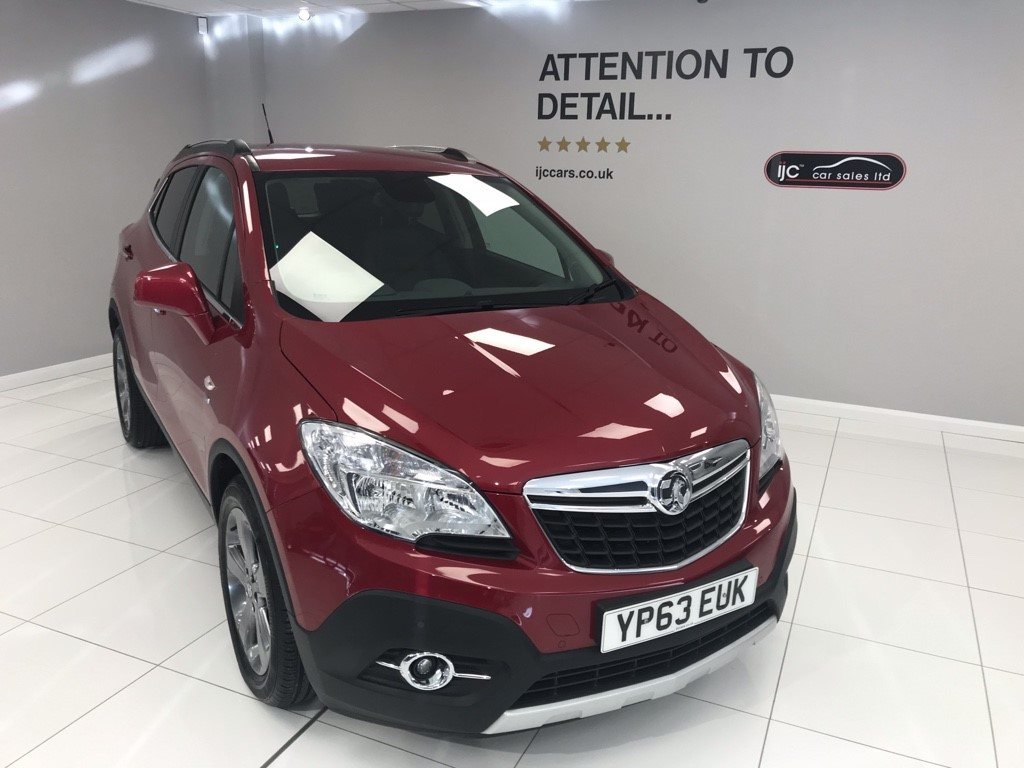used Vauxhall Mokka 1.7 DIESEL AUTO SE 128BHP in louth-lincolnshire