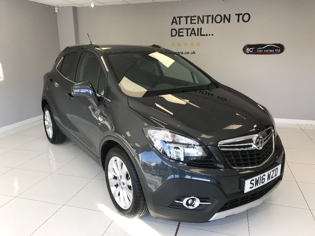 used Vauxhall Mokka SE 1.4 PETROL 138BHP AUTOMATIC in louth-lincolnshire