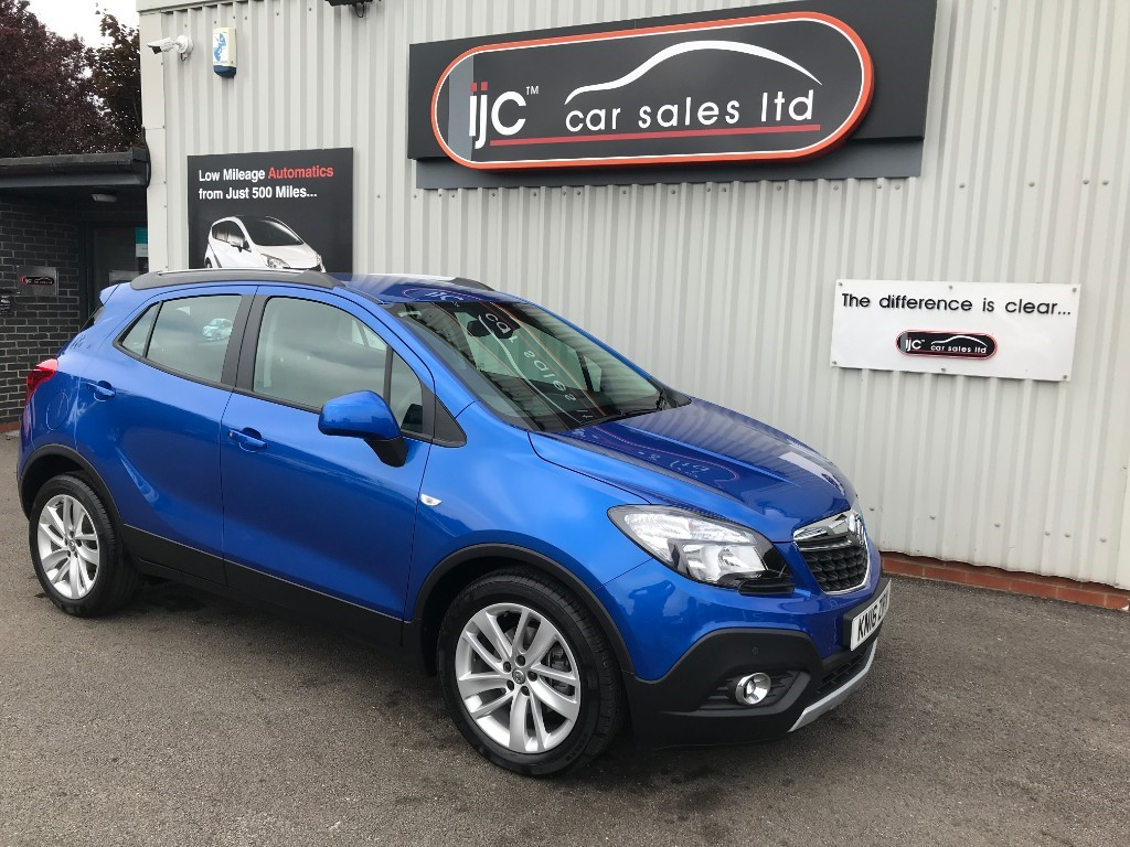used Vauxhall Mokka EXCLUSIV in louth-lincolnshire