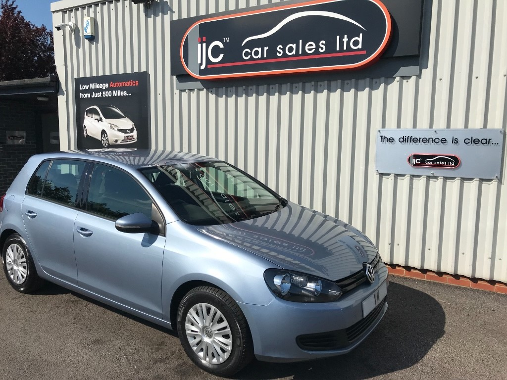 used VW Golf S TDI in louth-lincolnshire