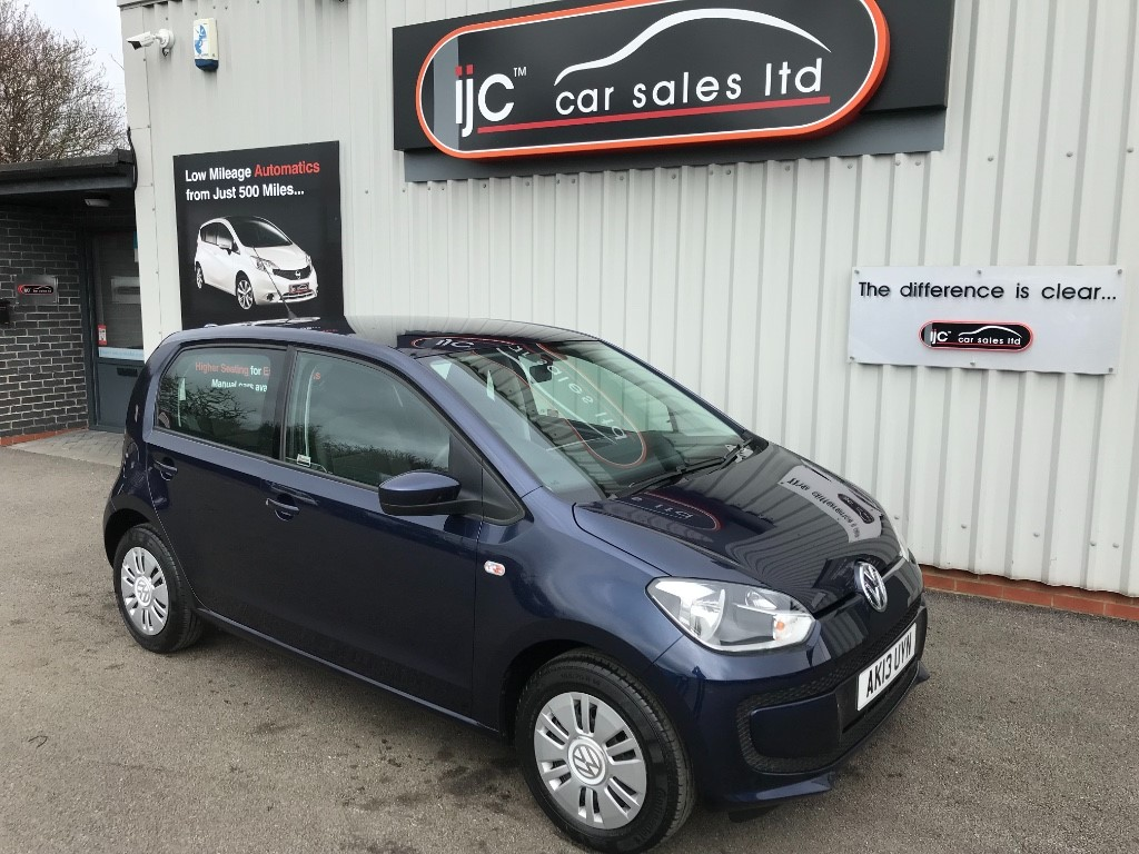 used VW Up MOVE UP in louth-lincolnshire