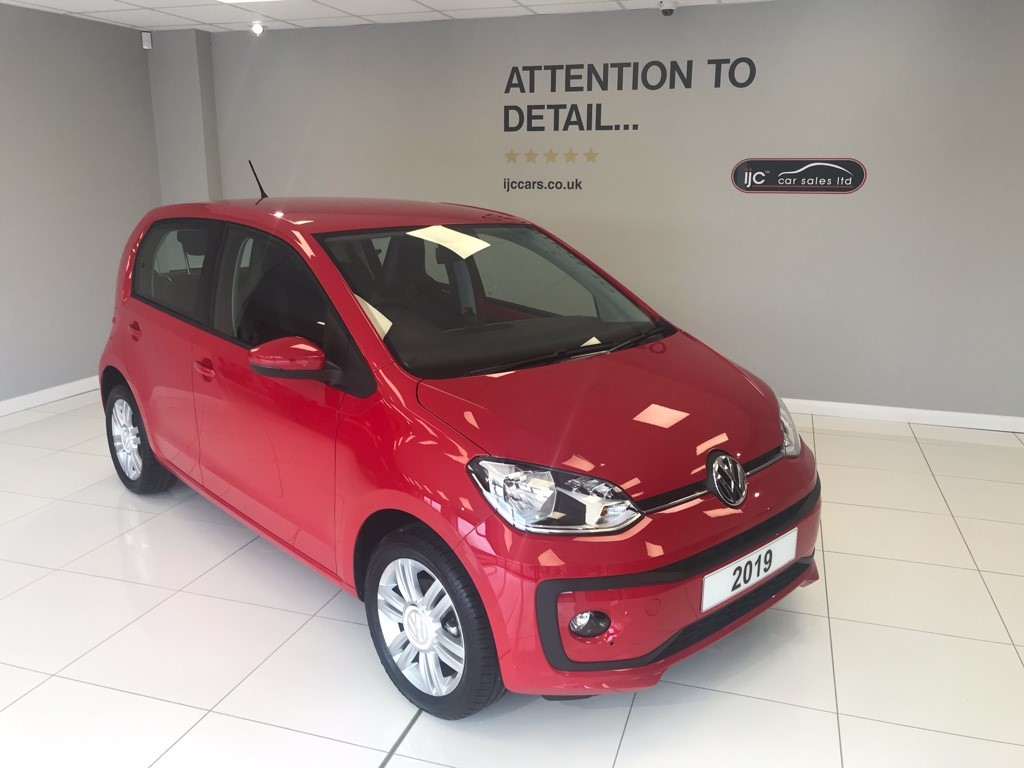 used VW Up 1.0 PETROL AUTOMATIC HIGH UP in louth-lincolnshire