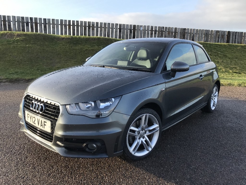 used Audi A1 TDI S LINE in elgin-moray-morayshire