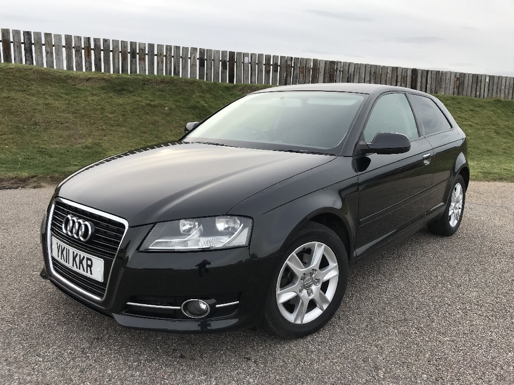 used Audi A3 TDI SE in elgin-moray-morayshire