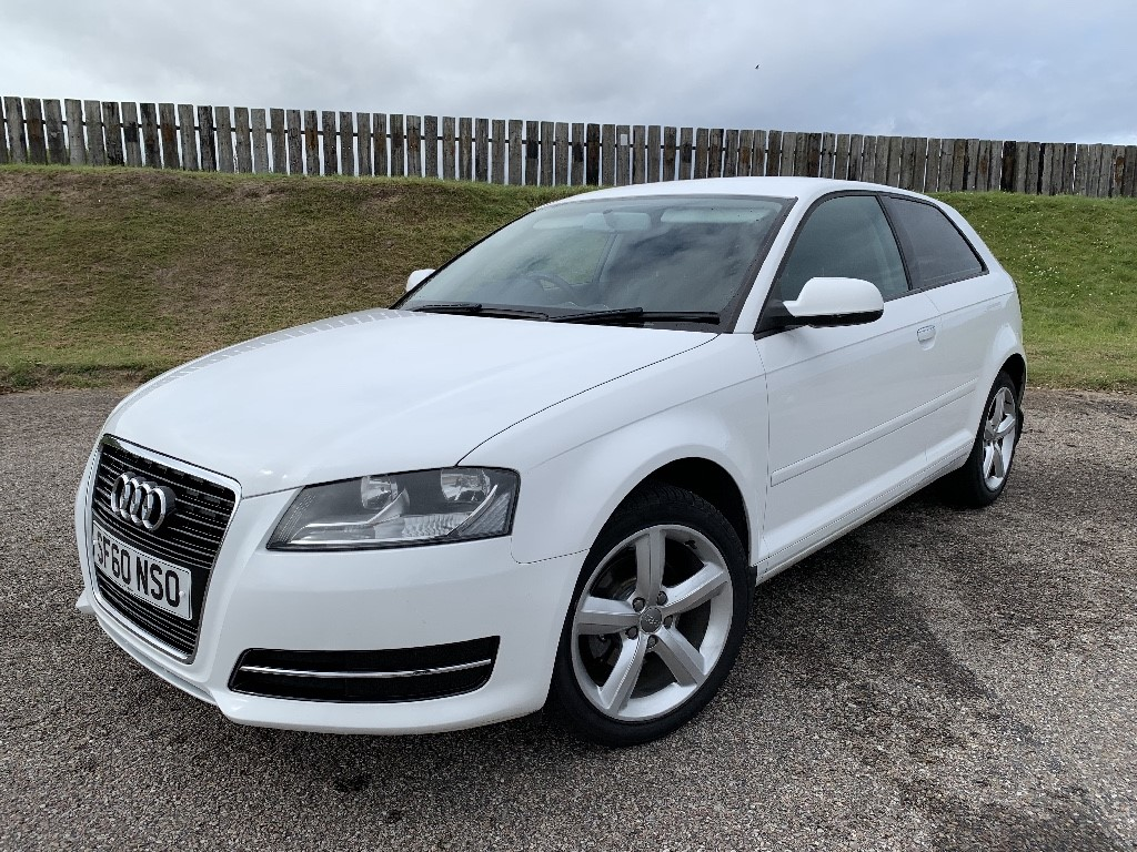 used Audi A3 MPI TECHNIK in elgin-moray-morayshire