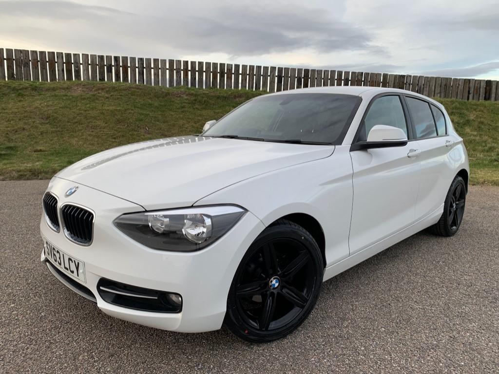 used BMW 116i SPORT in elgin-moray-morayshire