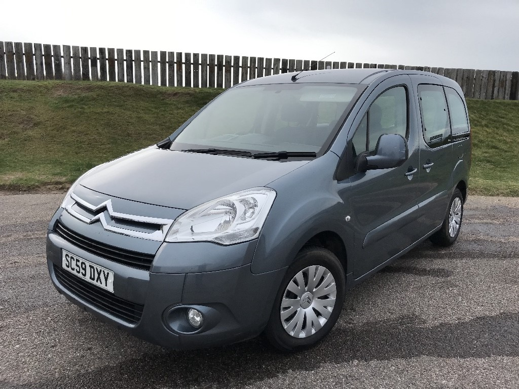 used Citroen Berlingo Multispace 16V VTR in elgin-moray-morayshire