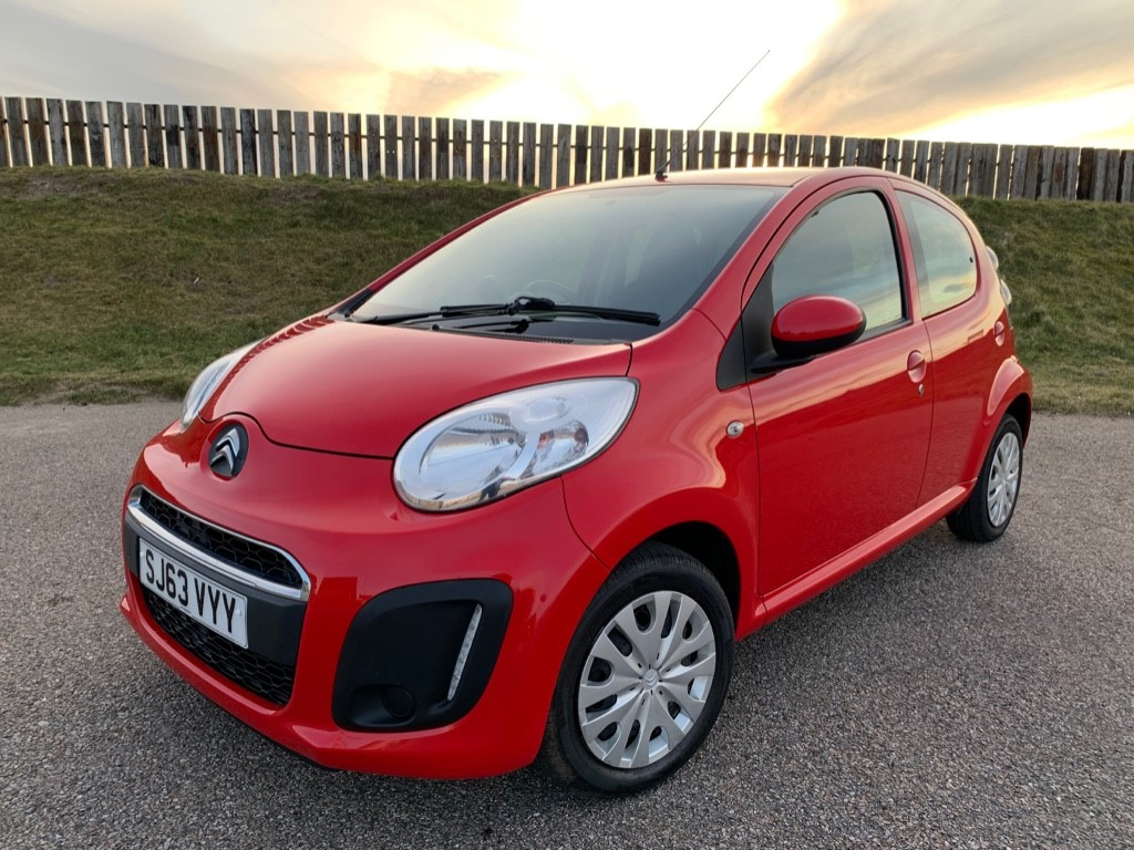 used Citroen C1 VTR in elgin-moray-morayshire