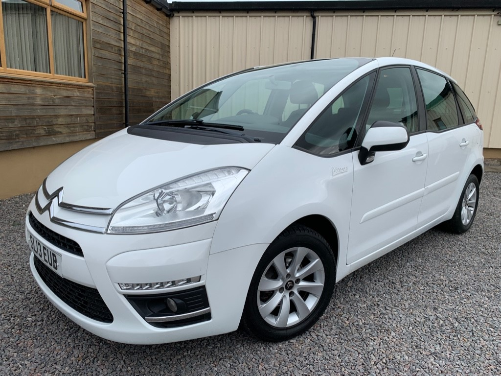 used Citroen C4 HDI EDITION PICASSO in elgin-moray-morayshire