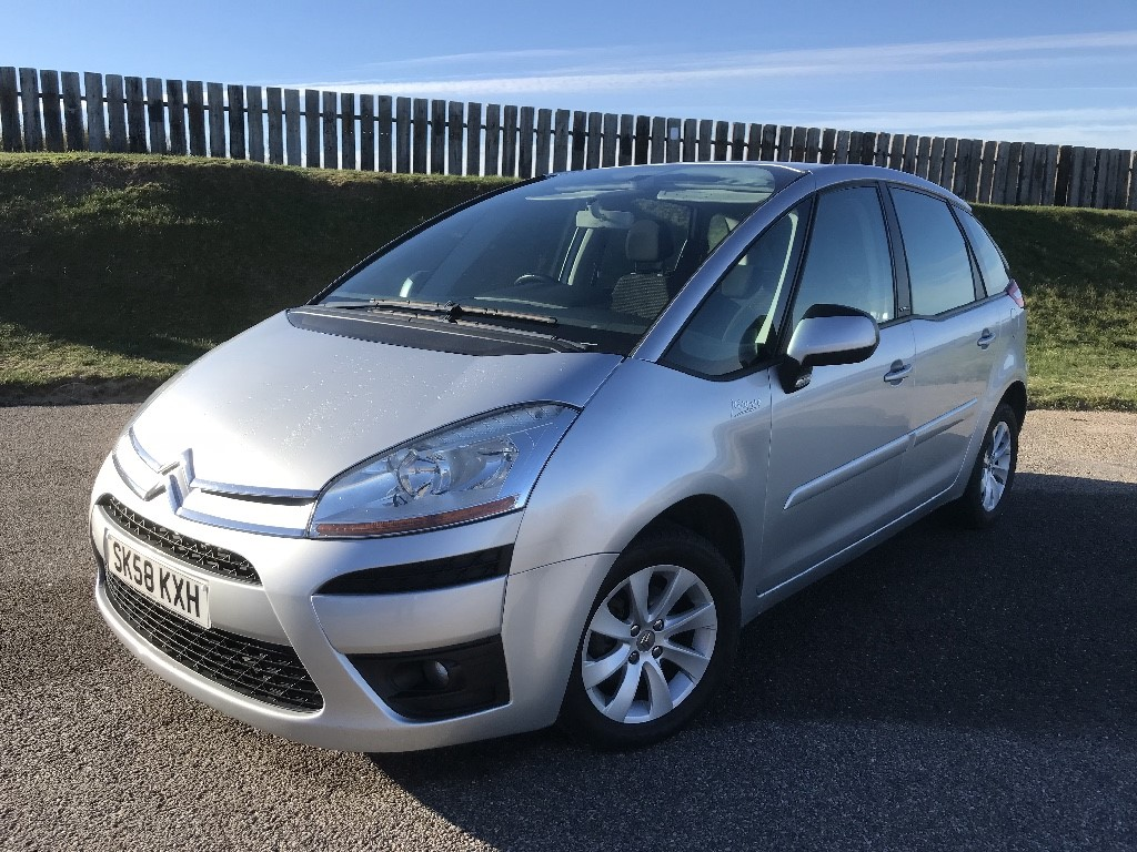 used Citroen C4 PICASSO 5 VTR PLUS HDI in elgin-moray-morayshire