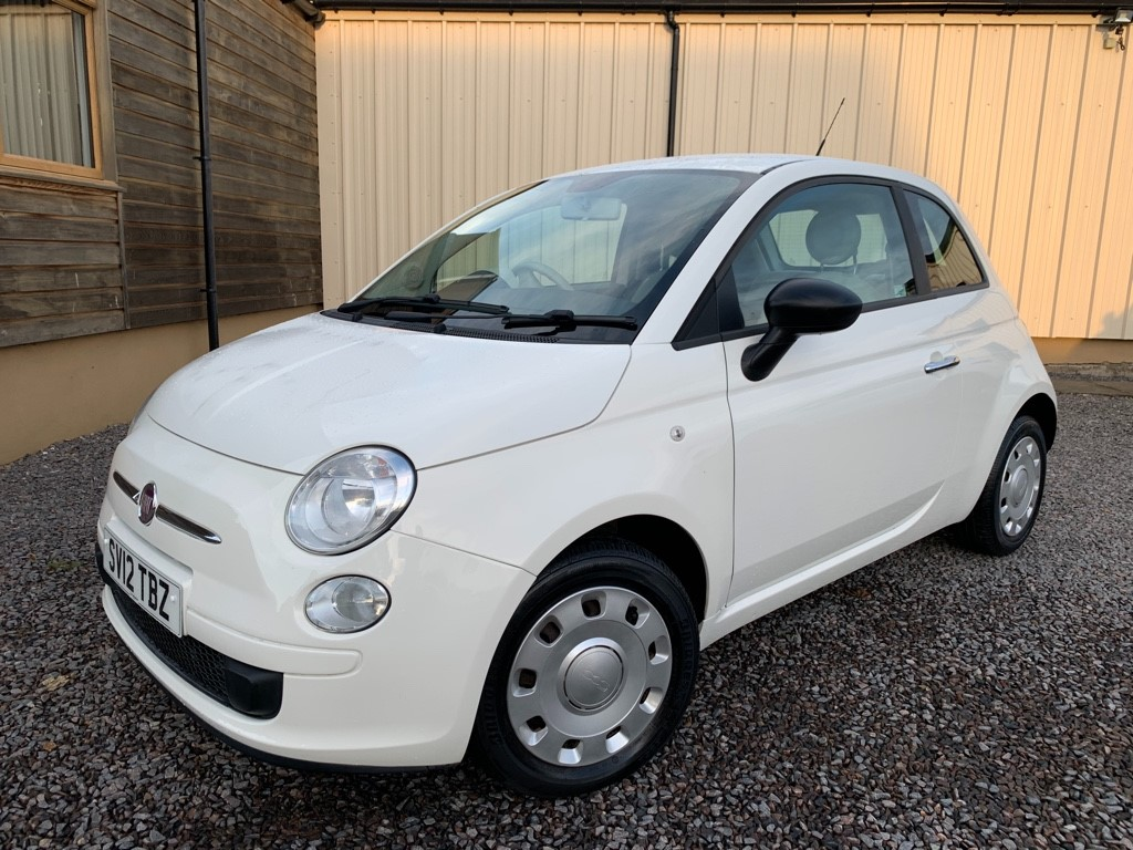 used Fiat 500 POP in elgin-moray-morayshire