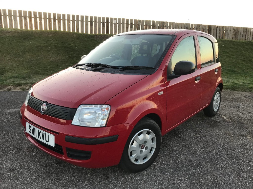 used Fiat Panda ACTIVE in elgin-moray-morayshire