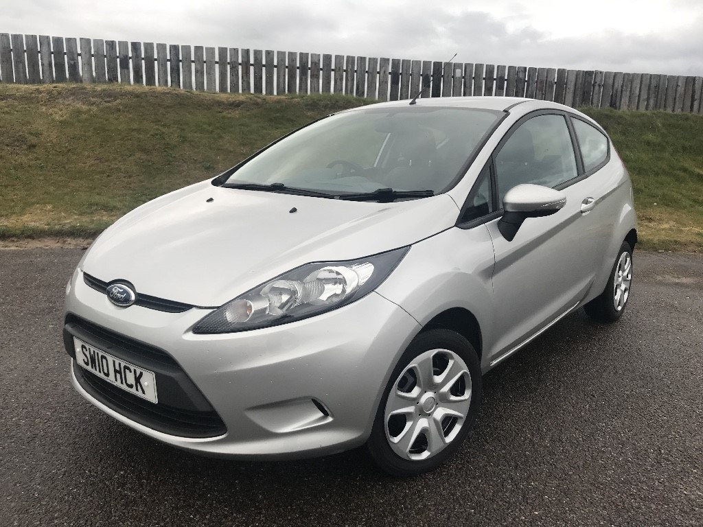 used Ford Fiesta EDGE TDCI in elgin-moray-morayshire