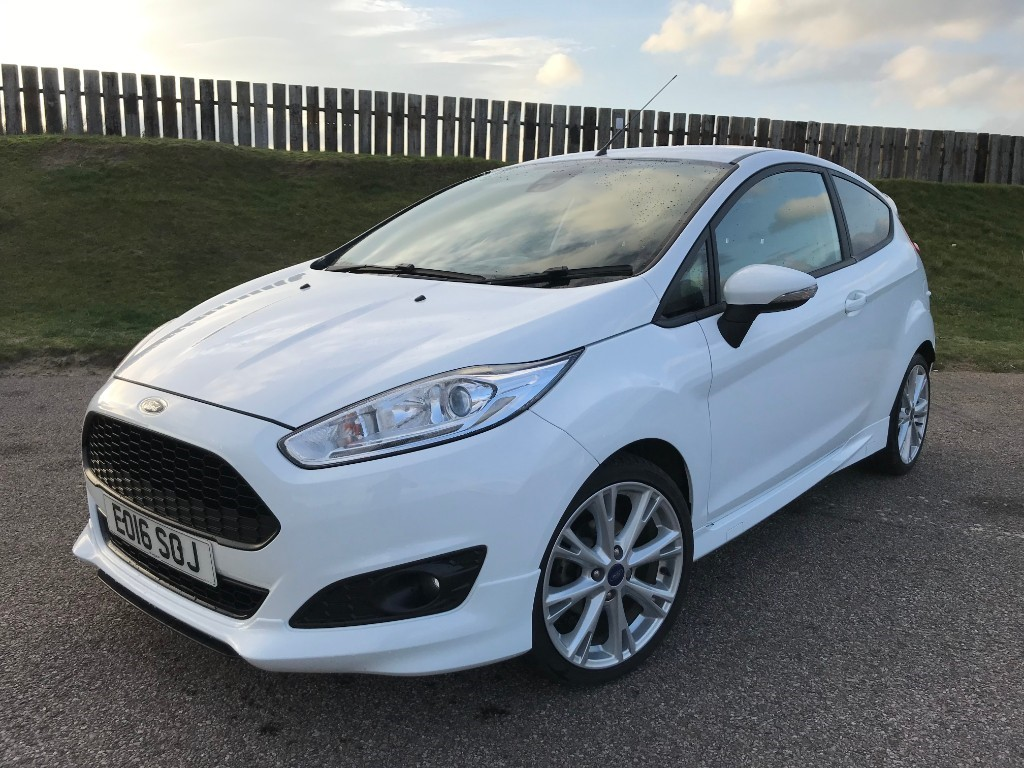 used Ford Fiesta ZETEC S TDCI in elgin-moray-morayshire