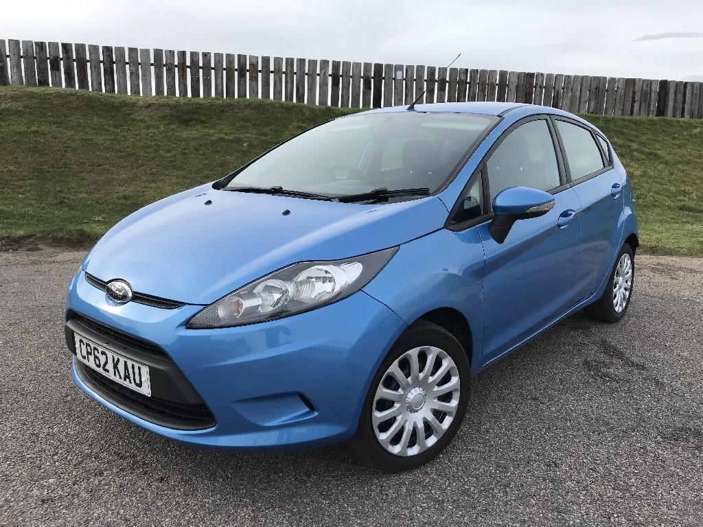 used Ford Fiesta EDGE in elgin-moray-morayshire