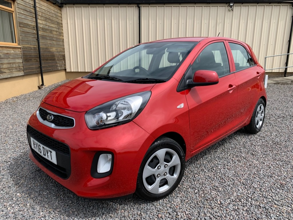 used Kia Picanto 1 in elgin-moray-morayshire