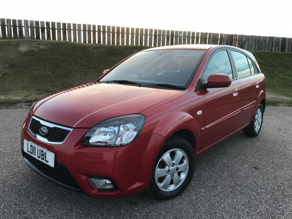 used Kia Rio CRDI 2 in elgin-moray-morayshire