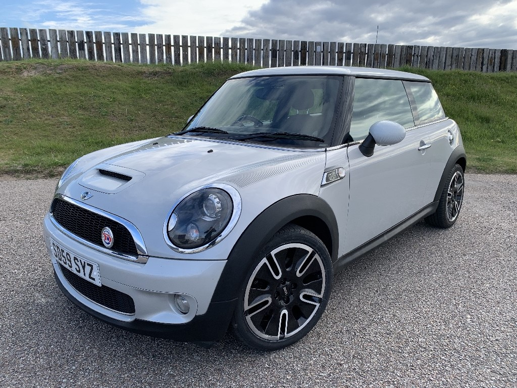 used MINI Cooper S COOPER S CAMDEN in elgin-moray-morayshire
