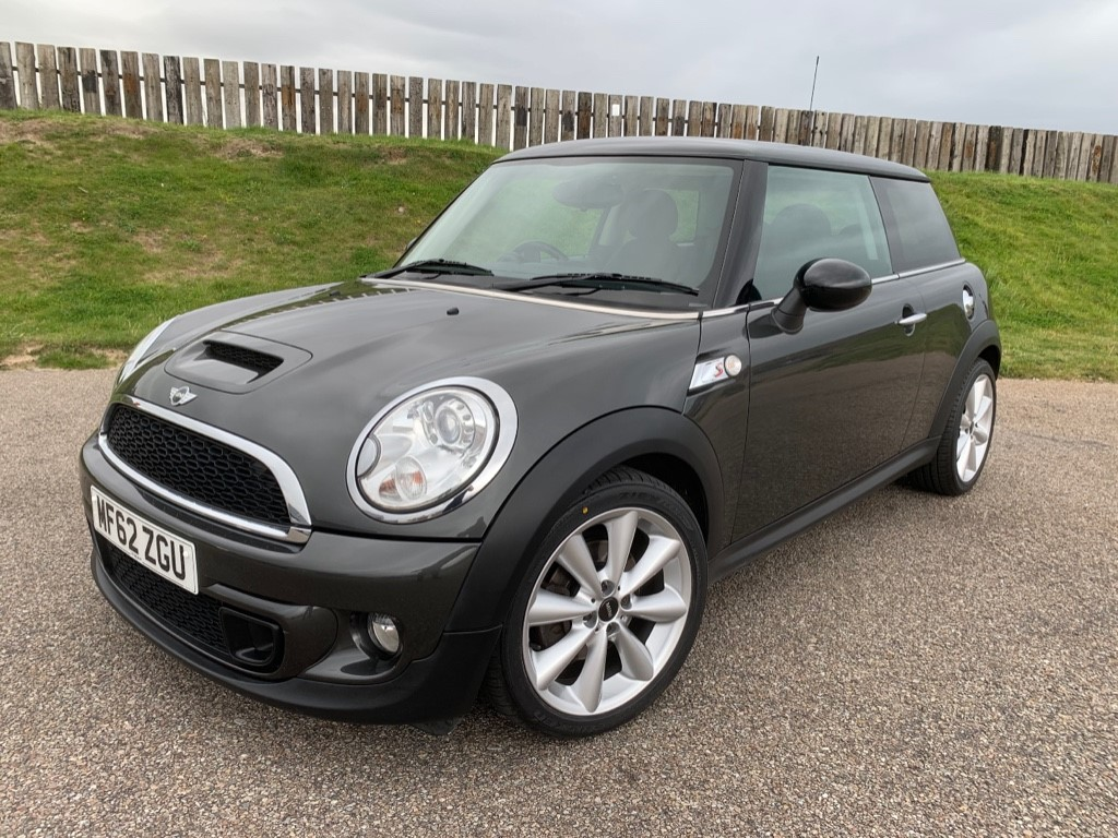used MINI Hatch COOPER SD in elgin-moray-morayshire