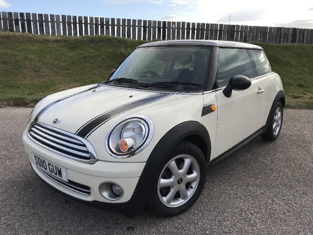 used MINI Hatch COOPER in elgin-moray-morayshire