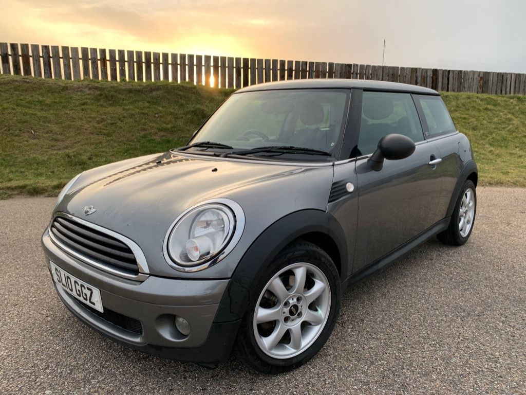 used MINI Hatch ONE GRAPHITE in elgin-moray-morayshire