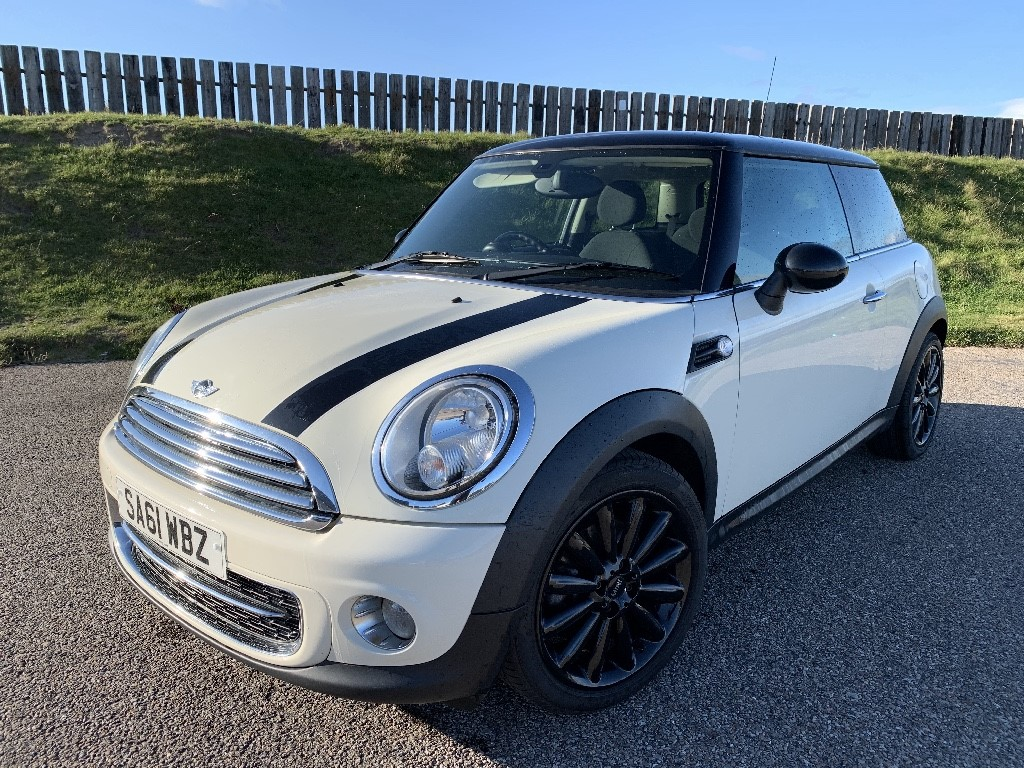 used MINI Hatch COOPER D in elgin-moray-morayshire