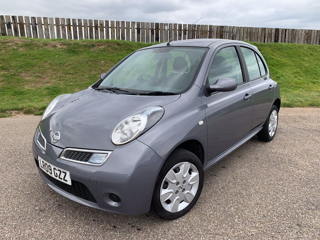 used Nissan Micra ACENTA in elgin-moray-morayshire