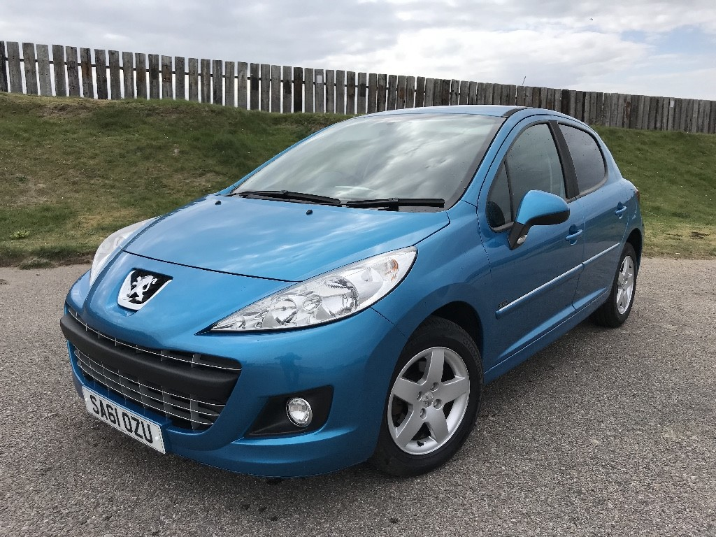 used Peugeot 207 SPORTIUM in elgin-moray-morayshire