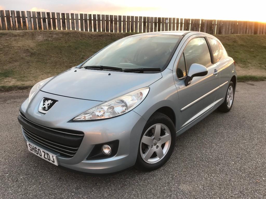 used Peugeot 207 MILLESIM in elgin-moray-morayshire