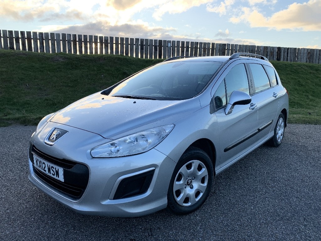 used Peugeot 308 HDI SW ACCESS in elgin-moray-morayshire