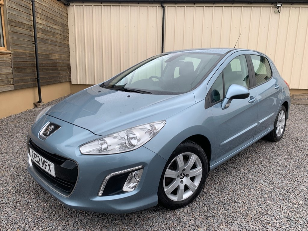 used Peugeot 308 HDI ACTIVE in elgin-moray-morayshire
