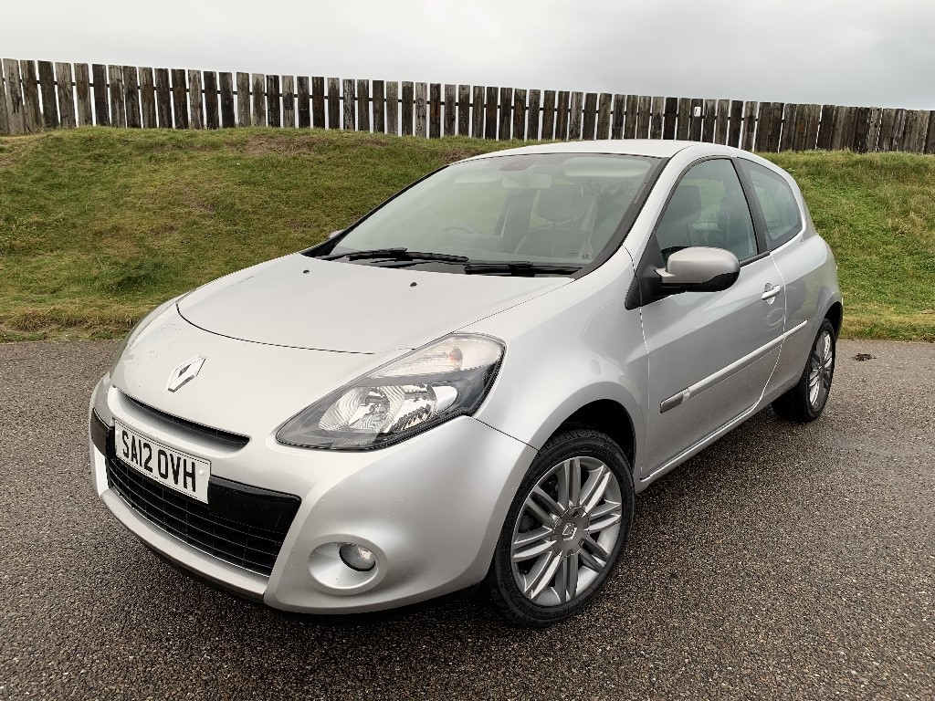 used Renault Clio DYNAMIQUE TOMTOM 16V in elgin-moray-morayshire