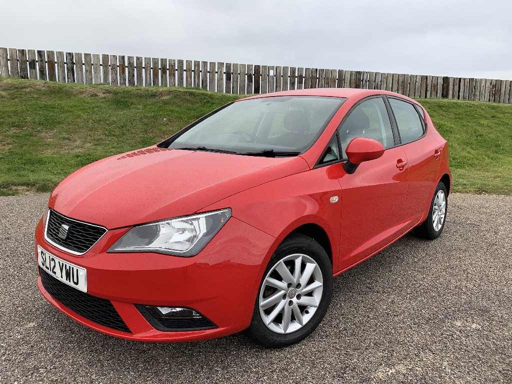 used SEAT Ibiza SE in elgin-moray-morayshire