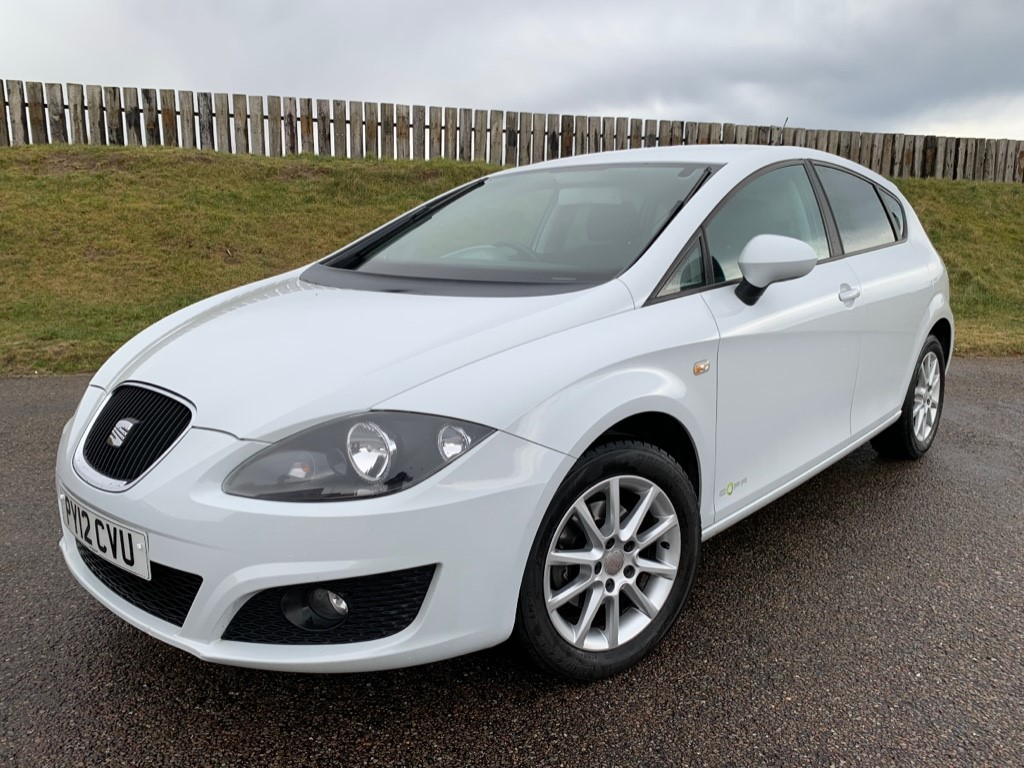 used SEAT Leon TDI CR SE COPA in elgin-moray-morayshire