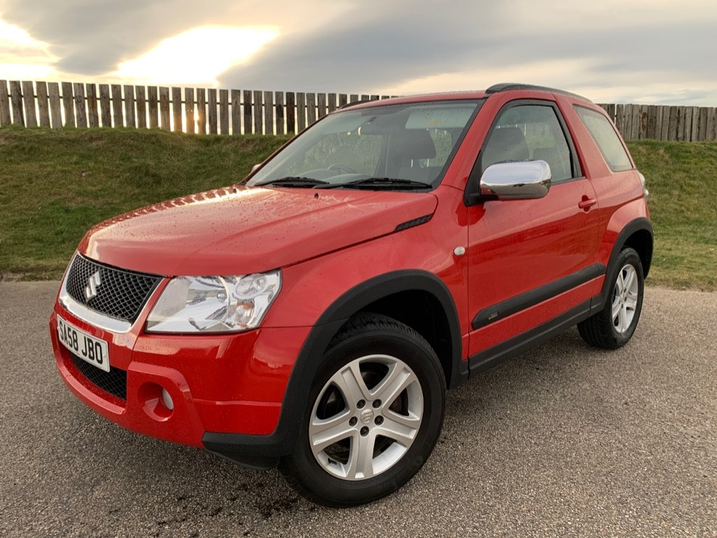 used Suzuki Grand Vitara ATTITUDE in elgin-moray-morayshire