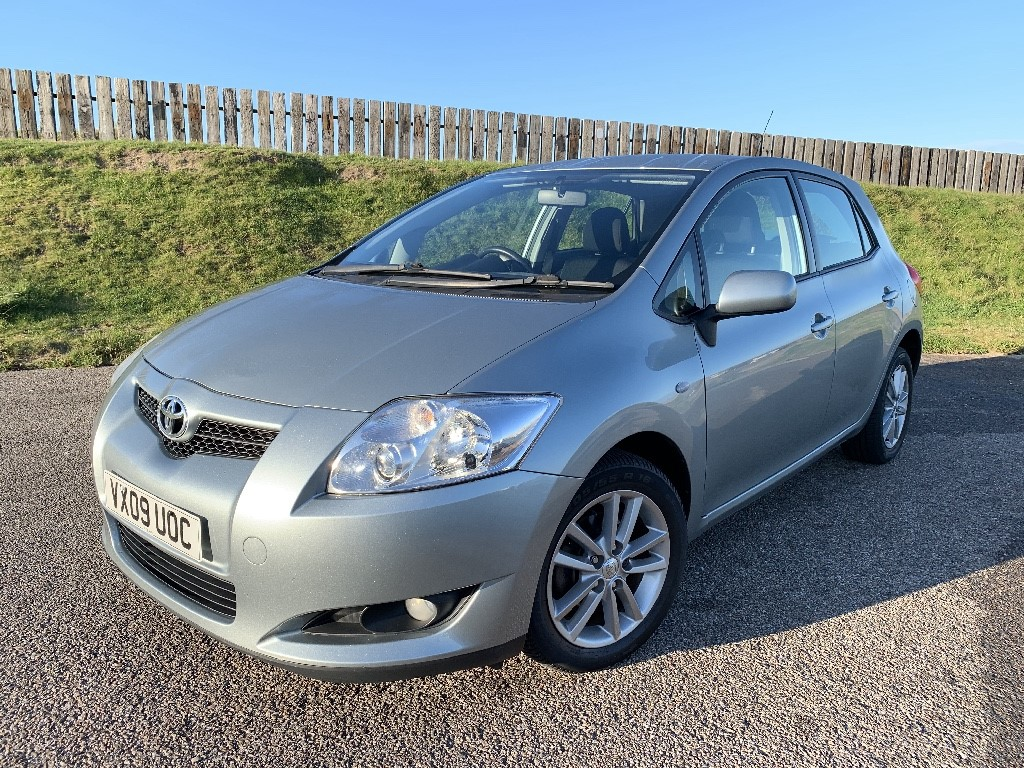 used Toyota Auris D-4D TR MM in elgin-moray-morayshire