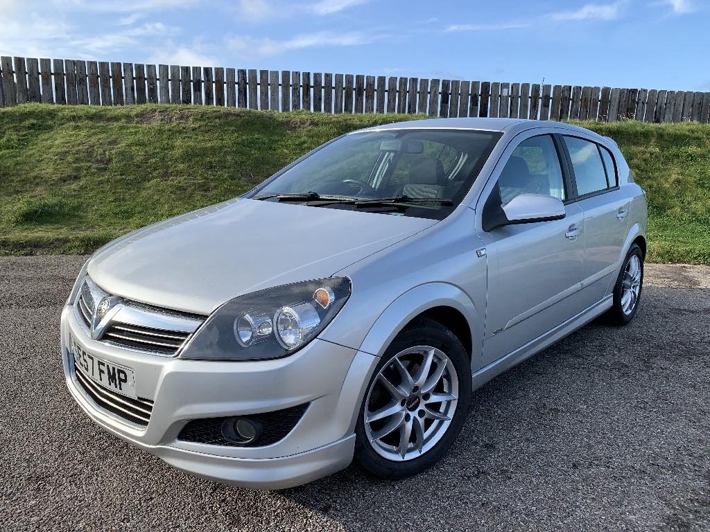 used Vauxhall Astra SRI 16V XP in elgin-moray-morayshire