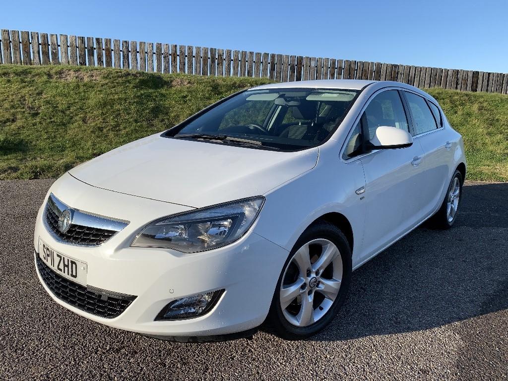 used Vauxhall Astra SRI CDTI S/S in elgin-moray-morayshire