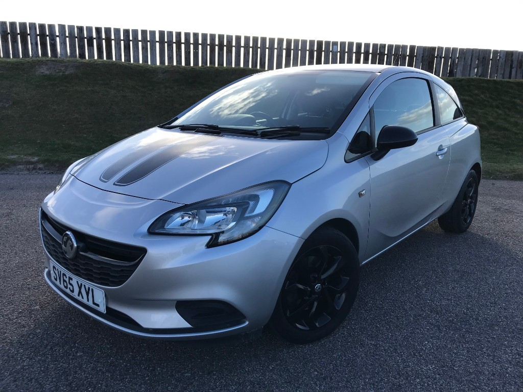 used Vauxhall Corsa STING R ECOFLEX S/S in elgin-moray-morayshire