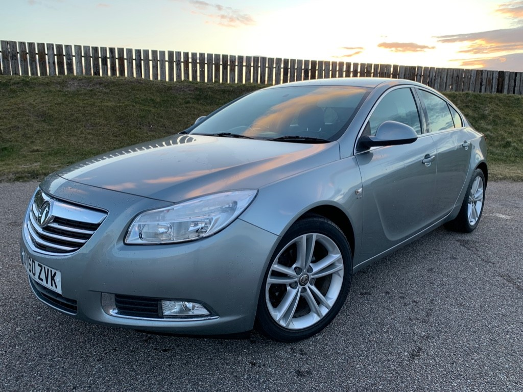 used Vauxhall Insignia SRI CDTI in elgin-moray-morayshire